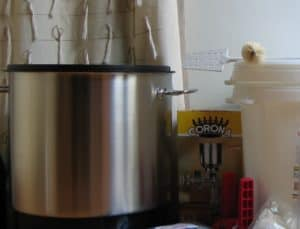homebrewing equipments