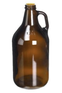 True Fabrications Growler
