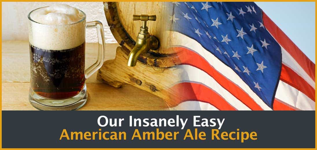 American Amber Ale Recipe