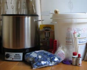 diy equipment for brewing