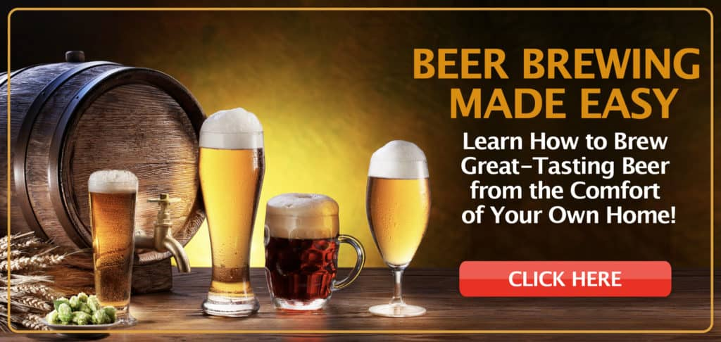How to make great tasting beer CTA Banner