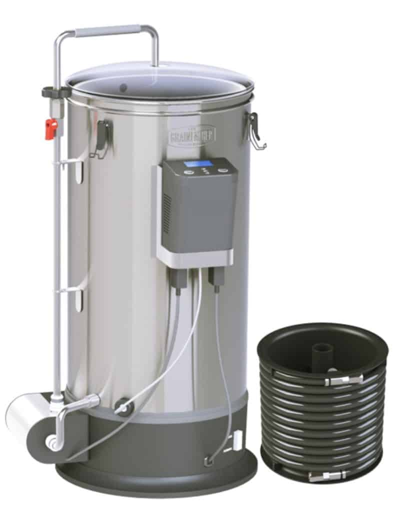 Brewing system made by Grainfather