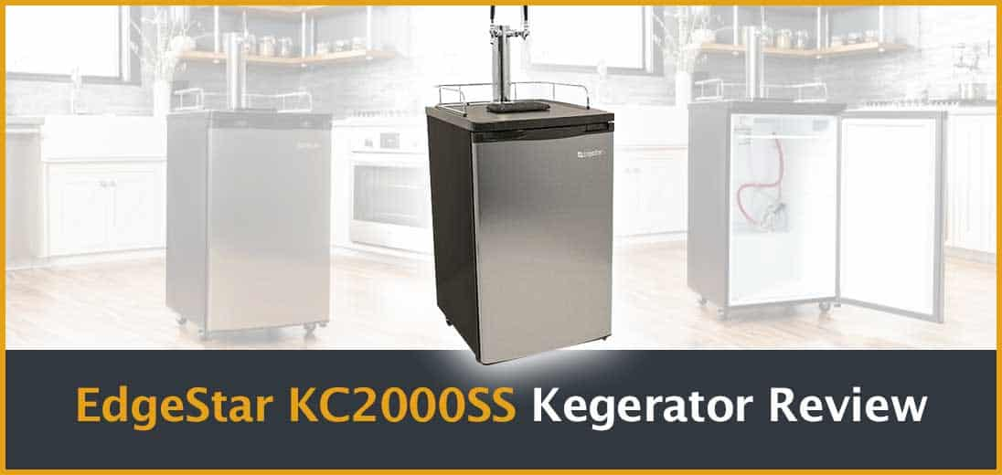 EdgeStar KC2000SS Kegerator Review
