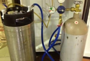 keg and Co2