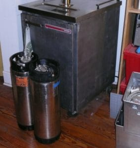 CO2 and the kegerator