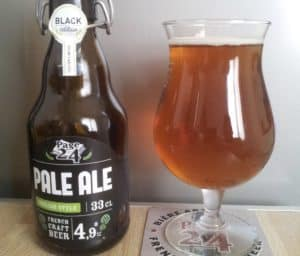 Bottle of Pale Ale