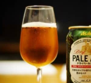 Glass of Pale Lager