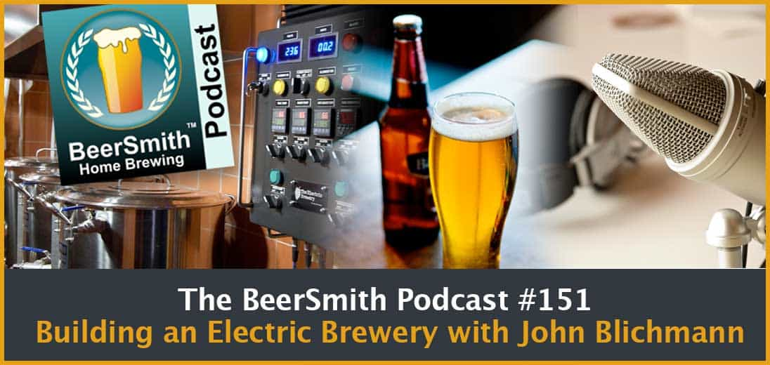 The BeerSmith Podcast #151