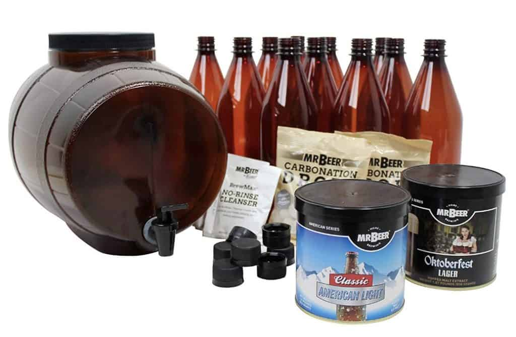 Mr Beer kit product view
