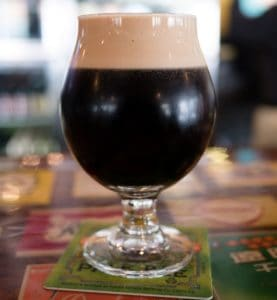 The Stout Glass
