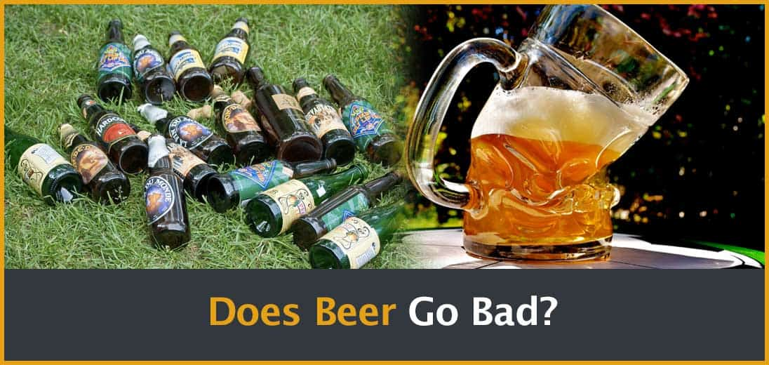 Does Beer Go Bad cover