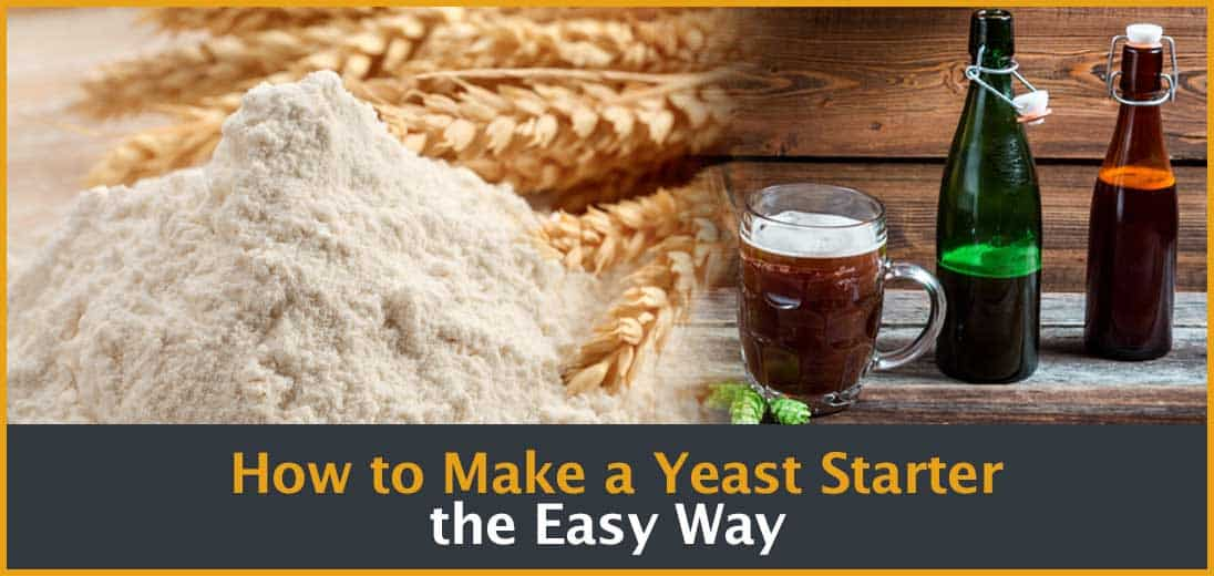 How to Make a Yeast Starter the Easy Way