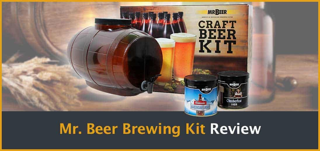 Mr. Beer Brewing Kit Review