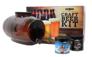 Mr beer home brewery kit