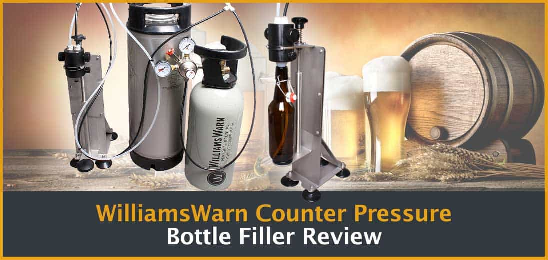 WilliamsWarn Counter Pressure Bottle Filler Review