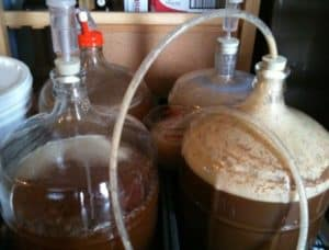 Homebrewing process
