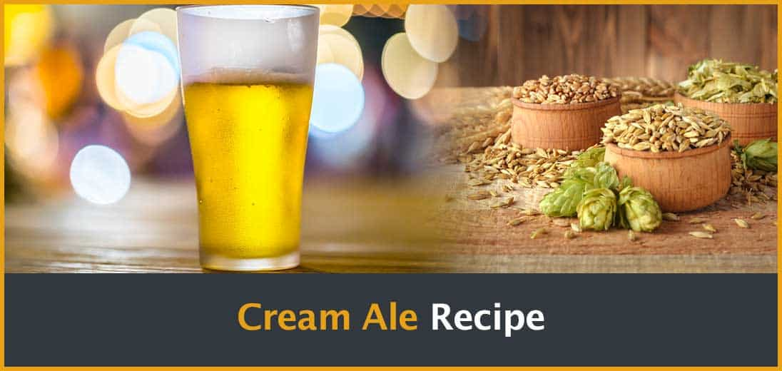 Cream Ale Recipe