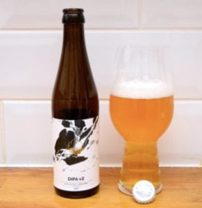 DIPA V3 (Cloudwater) as a top beer