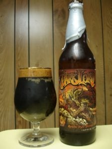 Best beer Dark Lord Imperial Stout