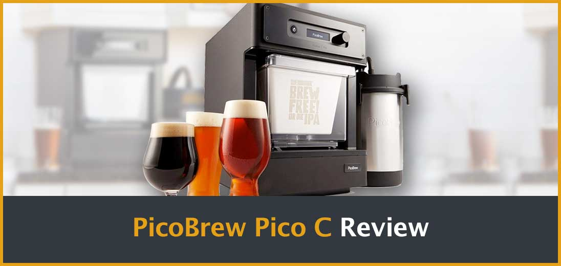 PicoBrew Pico C Review