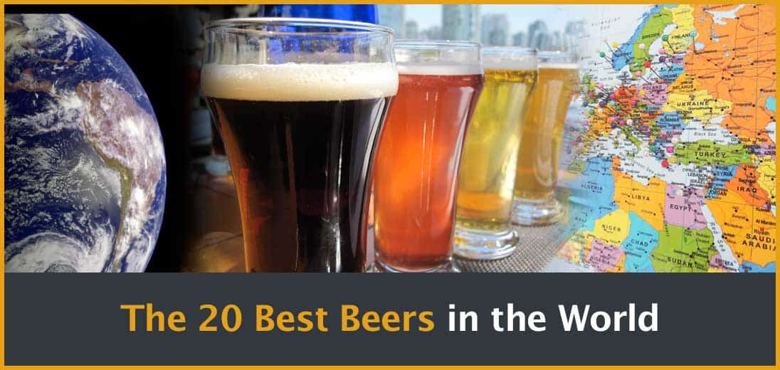 The 20 Best Beers in the World cover image