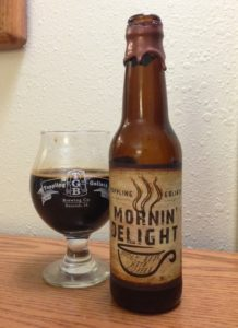 1. Toppling Goliath Brewing Company Kentucky Brunch Brand Stout