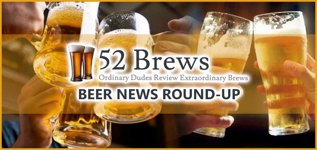 52 Brews Beer News Round-Up – September 2018 cover image
