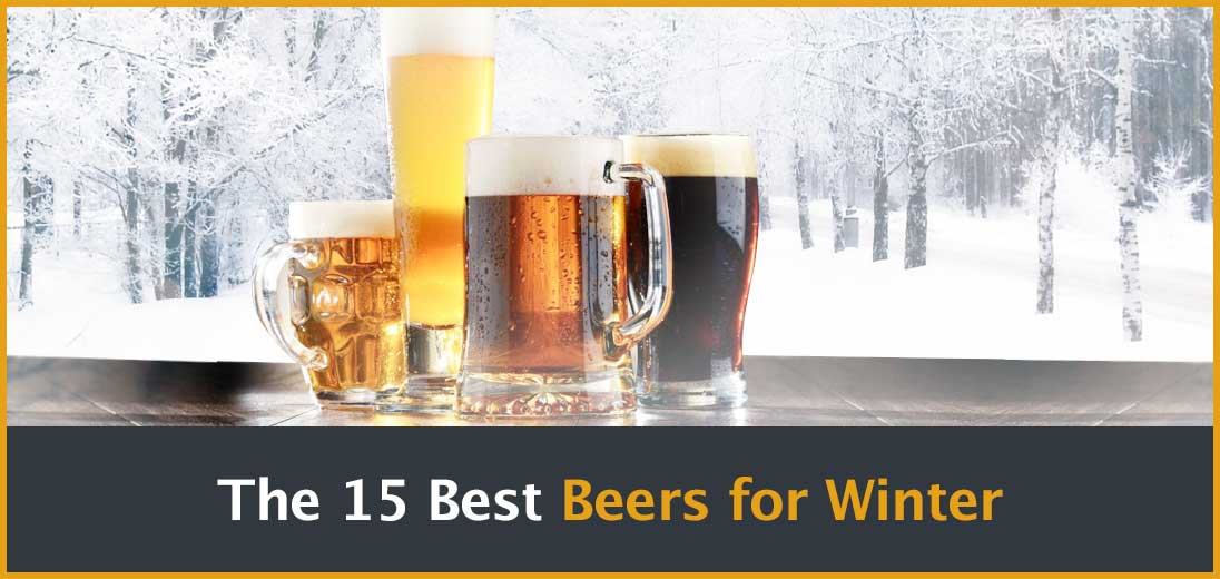 Best Beers for Winter Cover Image