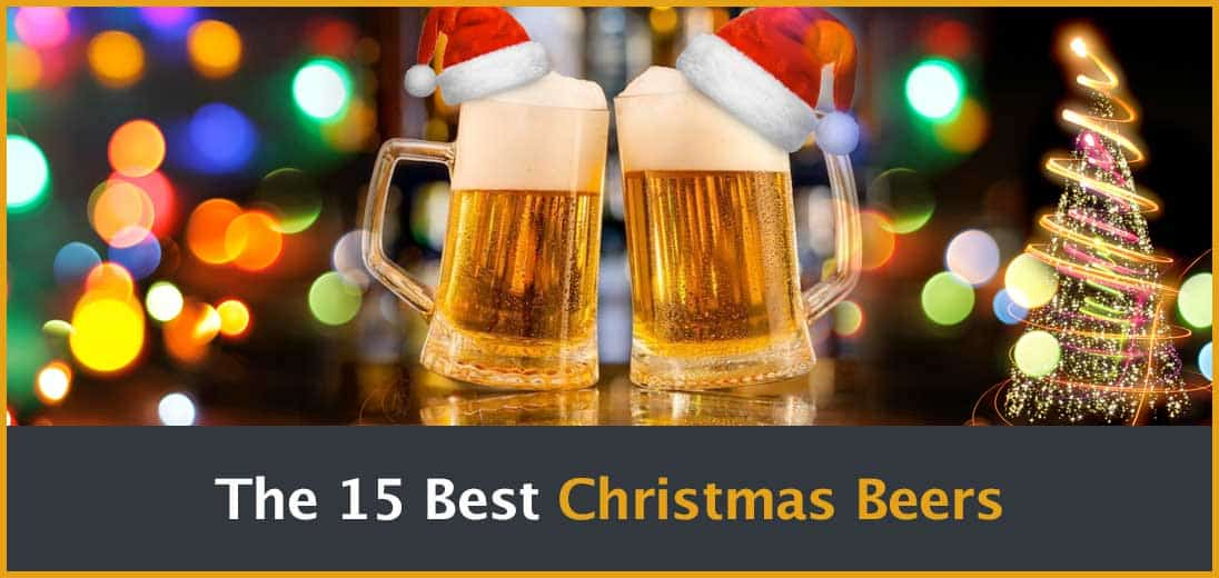 The 15 Best Christmas Beers Cover Image