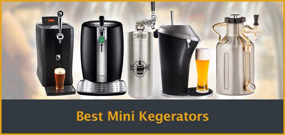 Best Mini Kegerators Cover Image
