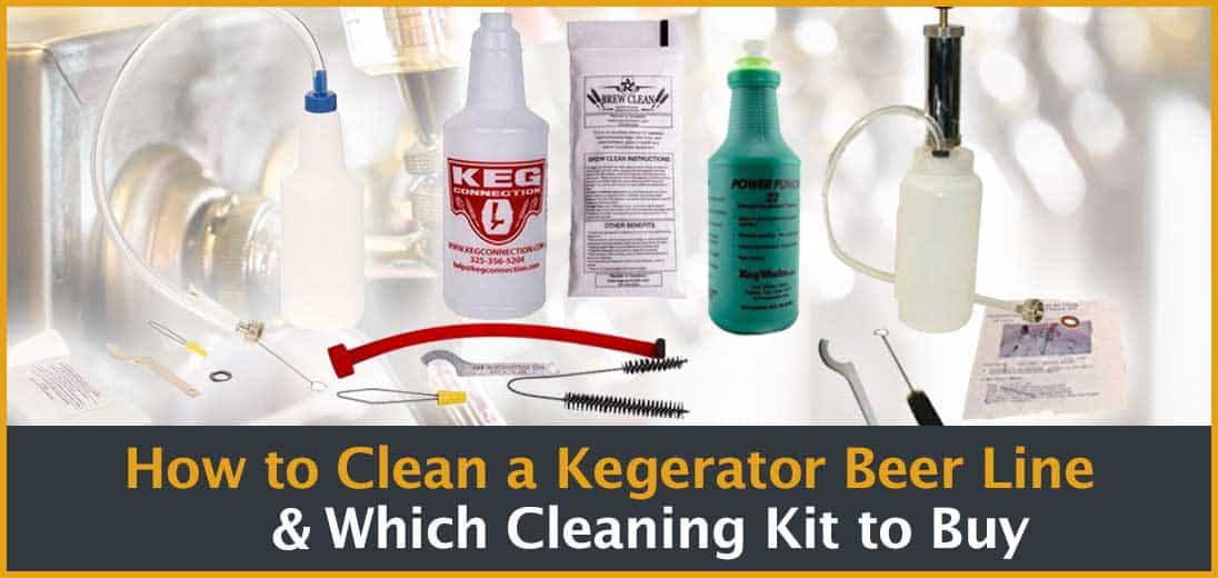 How to Clean a Kegerator Beer Line Cover Image