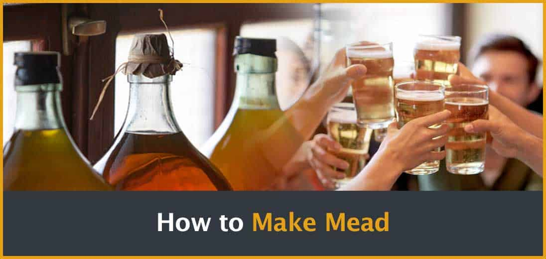 How to Make Mead Cover Image