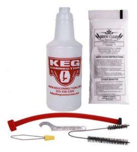 Kegconnection keg line cleaning kits