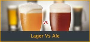 Lager Vs Ale Featured Image