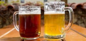ale vs lager compared