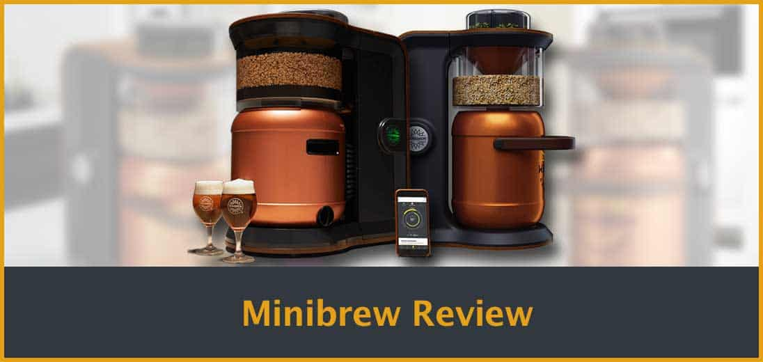 Minibrew Review Cover Image
