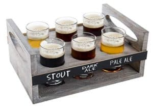 MyGift beer flight boards