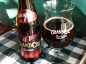 Rodenbach Grand Cru Christmas beer