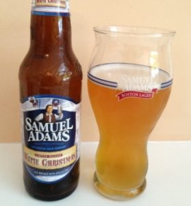 Sam Adams White Christmas