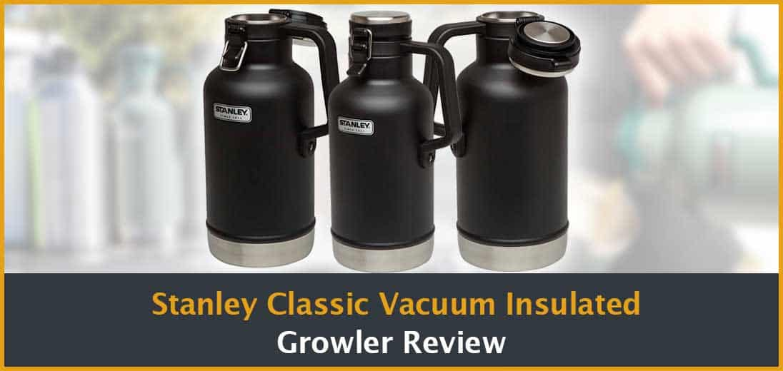 Stanley Classic Vacuum Insulated Growler Cover Image