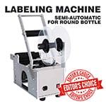 Maxwolf Bottle Labeling Machine small