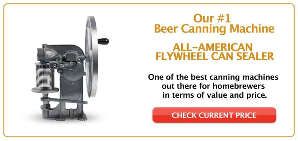 All-American Flywheel Can Sealer CTA