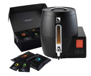 Product Preview of a brew machine