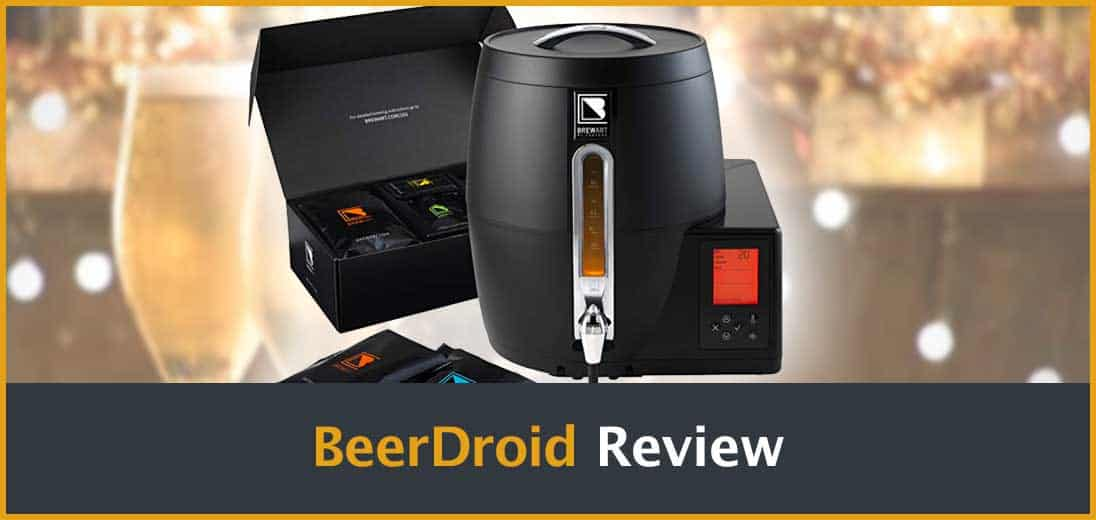 BeerDroid Review Cover Image