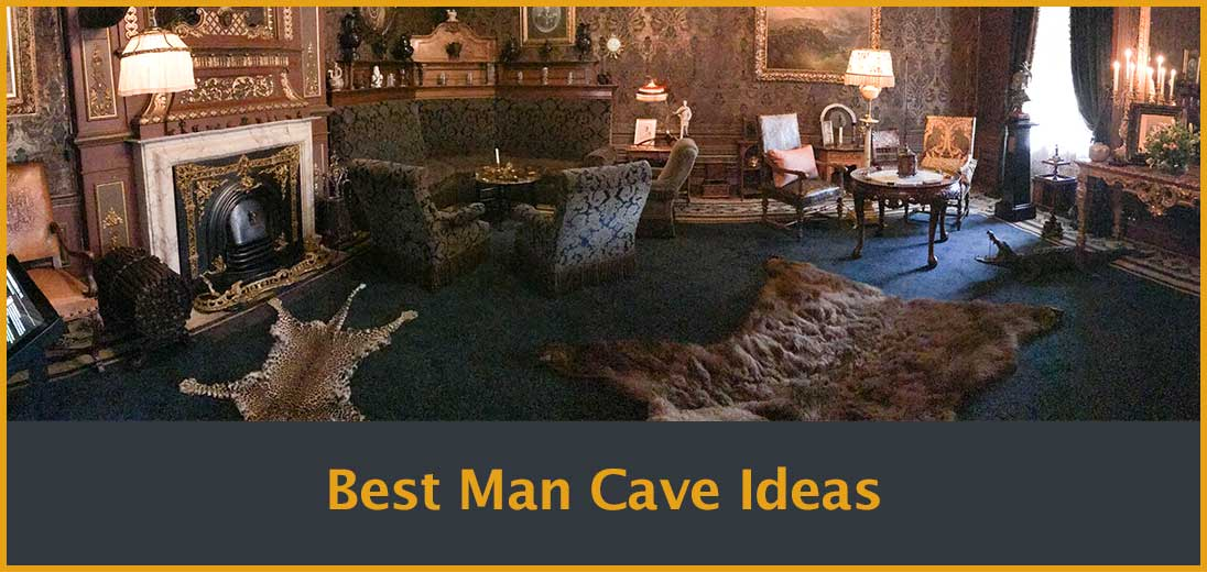 21 Best Man Cave Ideas (DIY) & Decorations That Will Inspire You