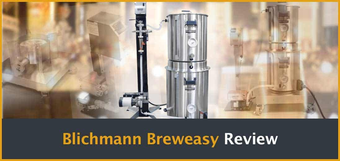 Blichmann Breweasy Review Cover Image