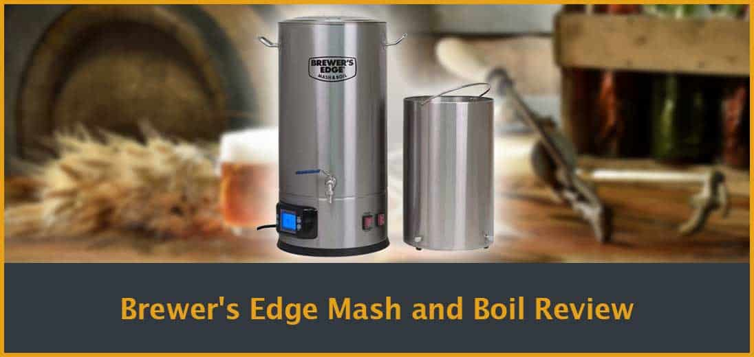 Brewer's Edge Mash and Boil Review