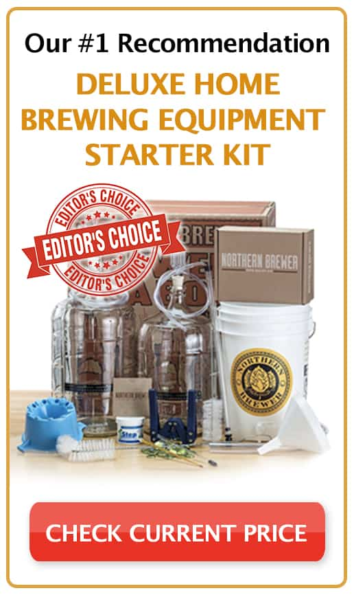 Deluxe Home Brewing Equipment Starter Kit-sidebar_Editors Choice