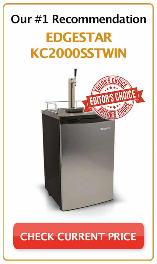 EdgeStar KC2000SSTWIN-sidebar-Editors Choice