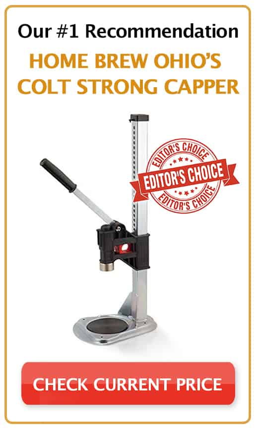 Home Brew Ohio's Colt Strong Capper-sidebar Editors Choice
